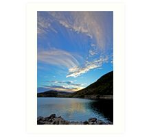 @ @ @  Fiord landscape - Harbak - Norway .Brown Sugar. Views (220) favorited by (5) thanks  ! Art Print