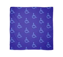 International Symbol of Access Scarf