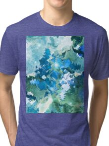 The Four Elements: Water Tri-blend T-Shirt