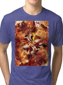 The Four Elements: Fire Tri-blend T-Shirt