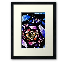 Stratosphere Lookout Framed Print