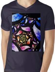 Stratosphere Lookout Mens V-Neck T-Shirt