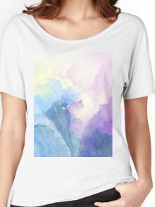 Cloud Age Symphony Women's Relaxed Fit T-Shirt