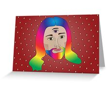 genesis | sinception Greeting Card