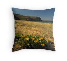 Turimetta in Bloom Throw Pillow
