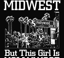 I may live in the midwest, but this girl is hollywood by imgarry