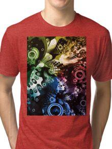 Vector Algebra Tri-blend T-Shirt