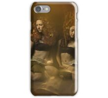 catching spirits  iPhone Case/Skin