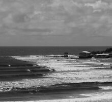 Pumping Kirra by Nick Moore Photography