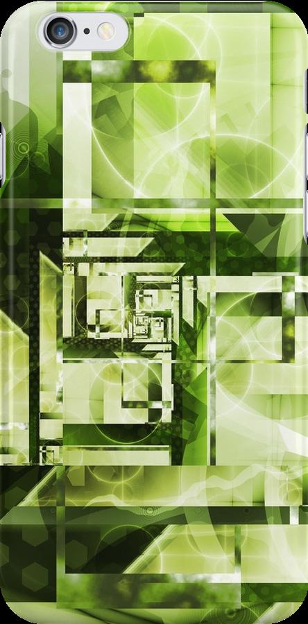 Lime Labyrinth by heavenriver