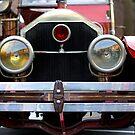 Vintage Firetruck by bhavindalal