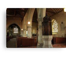 St Mary Newington Canvas Print