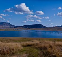 Lake St Clair by Spir0