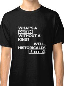 QUEEN. Classic T-Shirt