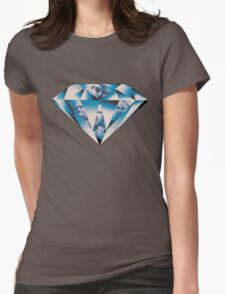 Thief - Diamond Womens Fitted T-Shirt