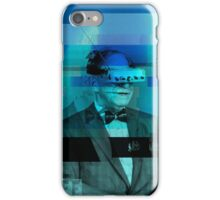 Vintage Glitch Art iPhone Case/Skin