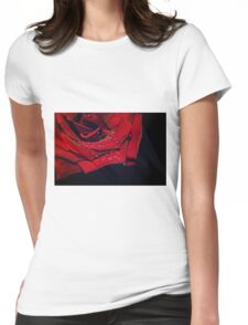 My Heart Is Refusing Me Womens Fitted T-Shirt