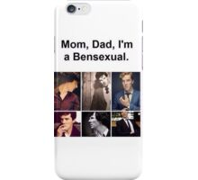bensexual iPhone Case/Skin