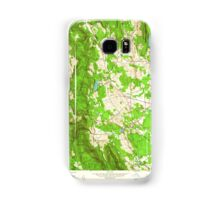Massachusetts  USGS Historical Topo Map MA Egremont 350126 1958 24000 Samsung Galaxy Case/Skin