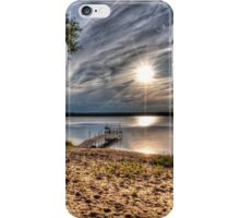 End of the Day iPhone Case/Skin