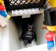 How did you find out about the new Batcave? by Tom Milton