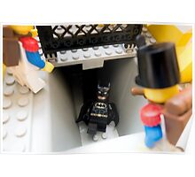 How did you find out about the new Batcave? Poster