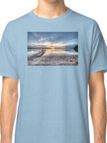 Sunset on Sturgeon Bay Classic T-Shirt