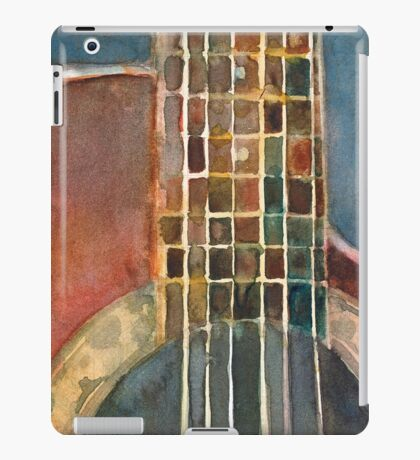 Ovation Acoustic Red Guitar iPad Case/Skin