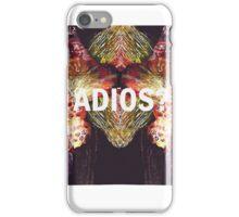 Adios? iPhone Case/Skin