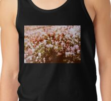 Impressionistic summer flowers blossom Tank Top