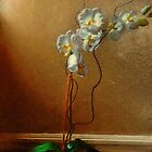 white orchids by rogeriogranato