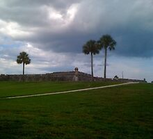 Protecting St. Augustine by leystan