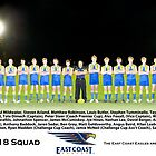 2010 East Coast Eagles Under 18 Squad by Eastcoasteagles