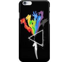 Eeveelution Spectrum iPhone Case/Skin