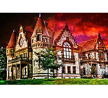 Wellesley Town Hall, MA Photographic Print