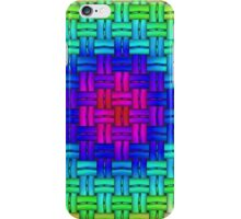 abstract, contemporary pattern iPhone Case/Skin