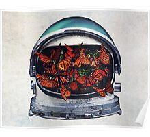 within (helmet) Poster