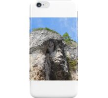 Wild Costa Rican Cliff iPhone Case/Skin