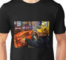 A little boy's day at the arcade Unisex T-Shirt