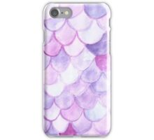 + Mermaid Tile + iPhone Case/Skin