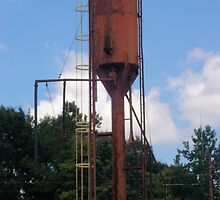 ICG Water Tank by Dan McKenzie