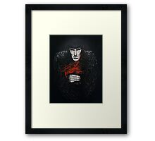 Angel Islington Framed Print