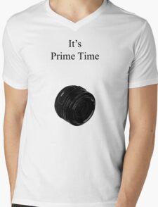 Prime Time Light Colored T-Shirt