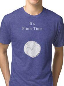 Prime Time Dark Colored Tri-blend T-Shirt