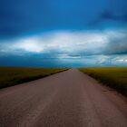 Tornado road by Jamie  Palmer