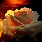 I Love You.Card. by Vitta