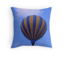 Come, we will touch the moon! Throw Pillow