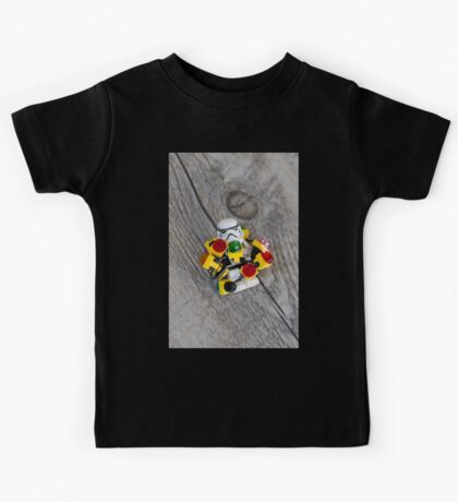 Pin Up on the Wire Kids Tee