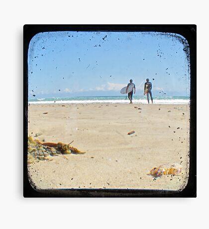Monday Morning Surf - TTV Canvas Print