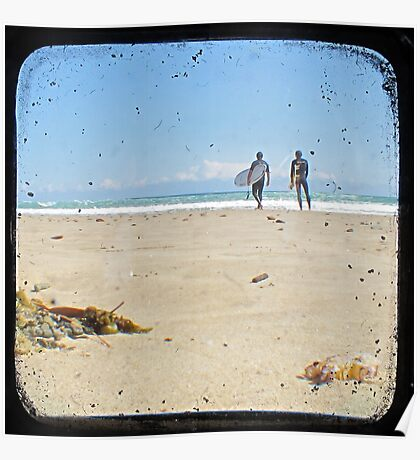 Monday Morning Surf - TTV Poster